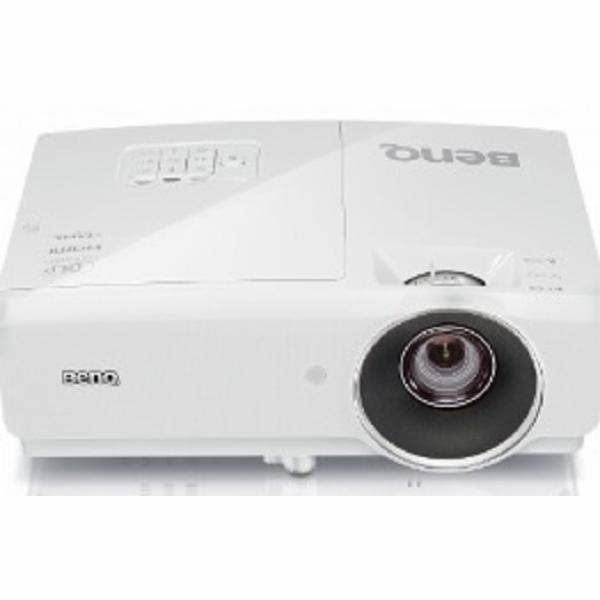 BenQ DLP Projektor MH750 1920x 1080 FHD/4500 ANSI lm/10 000:1/D-Sub/2xHDMI/MHL/S-video/2xUSB/LAN/Repro