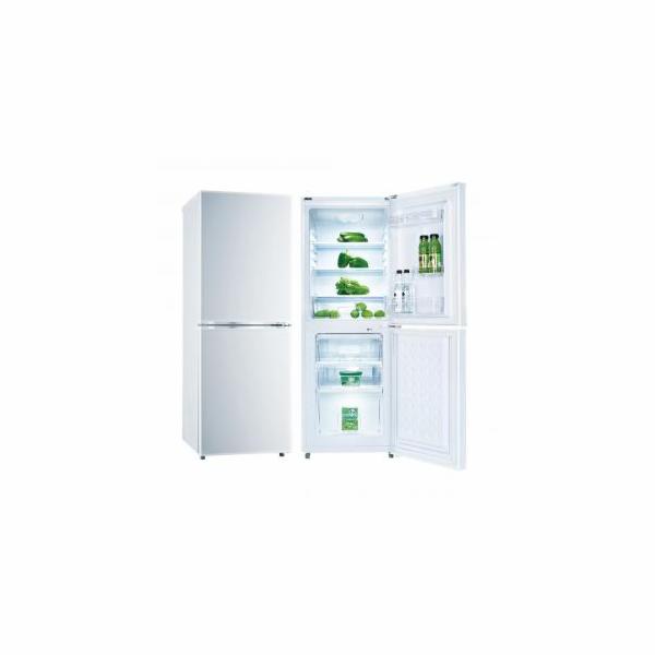 Kombinovaná chladnička PKM KG218.4 A++, stříbrná