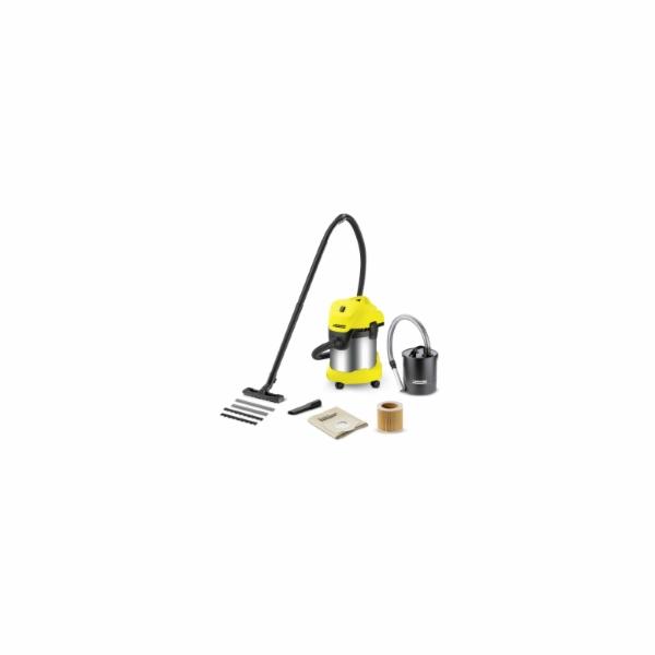 Multifunkční vysavač Kärcher WD 3 Premium Fireplace Kit (1.629-845.0)
