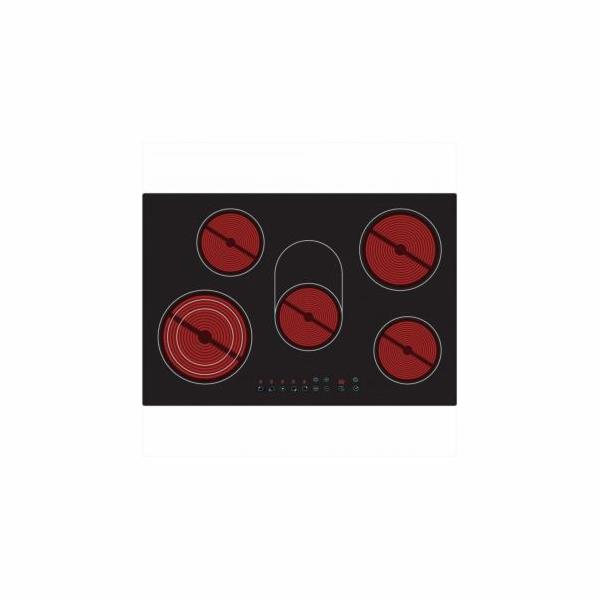 Elektrická varná deska PKM EB-C5-3KBTC