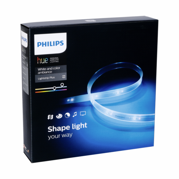 Philips Hue LightStrip LED Starter Set