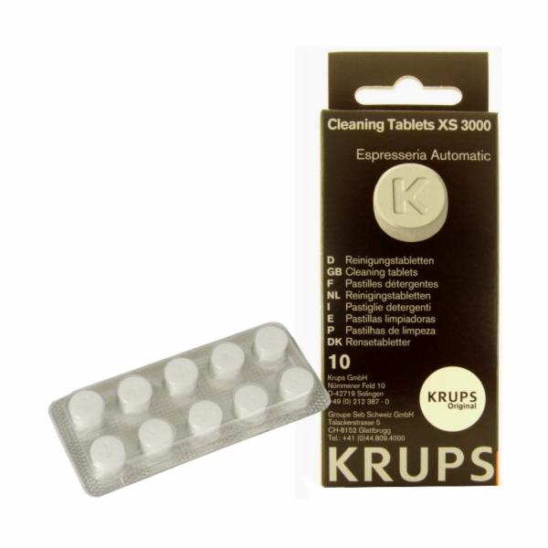 Čistící tablety Krups XS3000