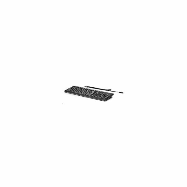HP USB slim klávesnice