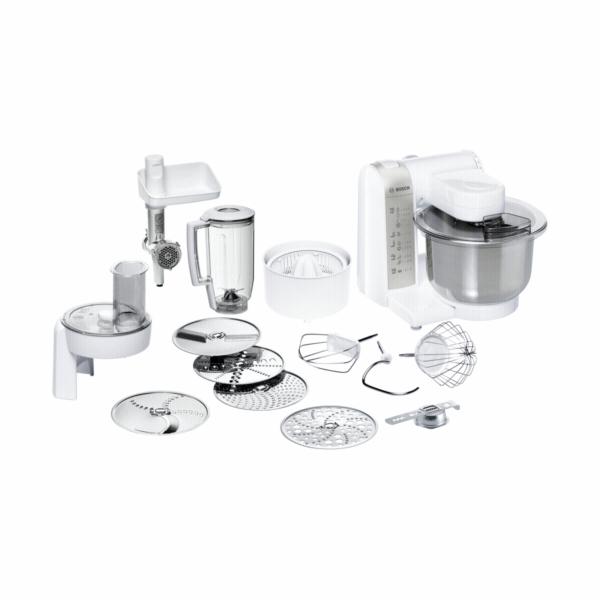 Bosch MUM48140DE Küchenmaschine weiß/silber