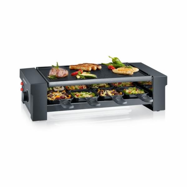 RG 2687 Gril na mini pizzu a raclette