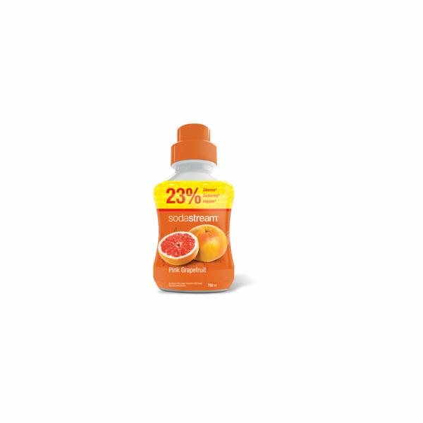 Příchuť Pink Grapefruit 750ml SODASTREAM