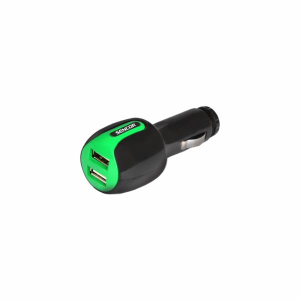SCH 330 USB adaptér do auta SENCOR