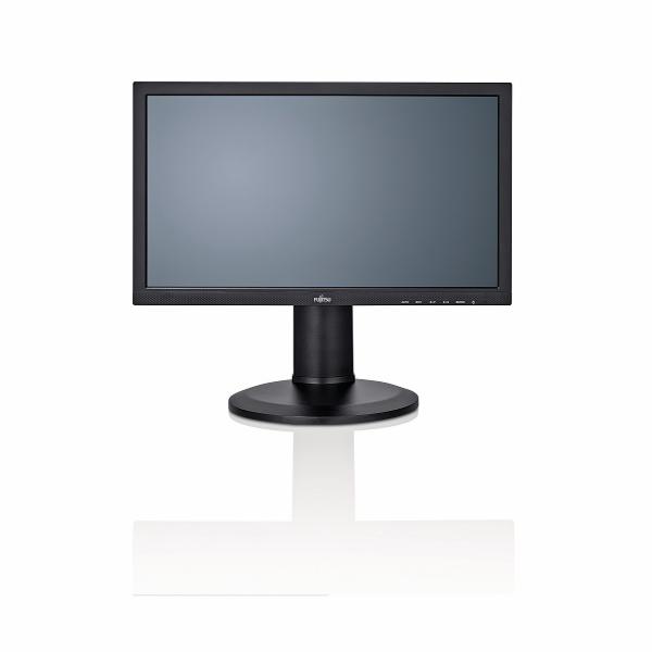 "Fujitsu 20"" B20T-7 W LCD/LED/1600 x 900/1M:1/5ms/250cd/DVI/VGA"