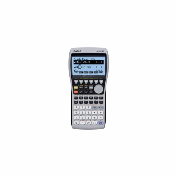 Kalkulačka Casio FX 9860G II, grafická