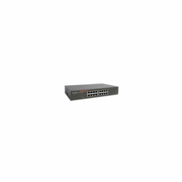D-Link DGS-1016D 16-port 10/100/1000 Gigabit Desktop Switch
