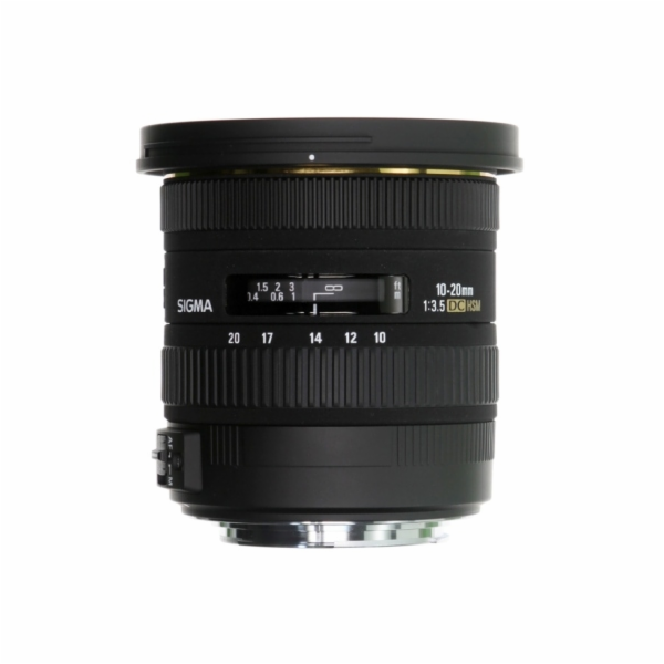 Objektiv Sigma 10-20mm 3.5 EX DC HSM pro Canon, Nikon