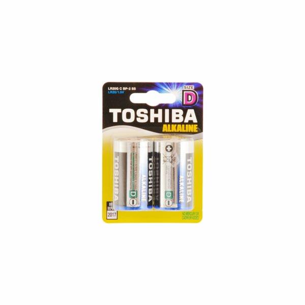 Baterie Toshiba G LR20 2BP D