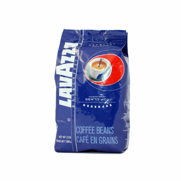 Lavazza Top Class zrnková káva 1 kg