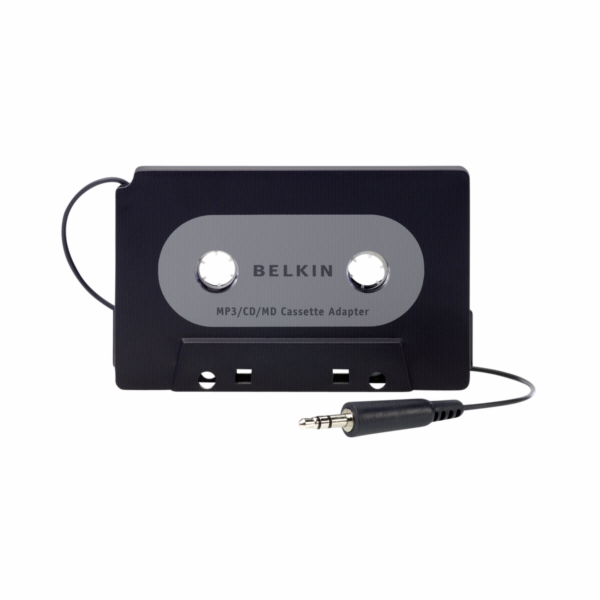 Belkin Cassette Adapter for MP3 Players F8V366bt