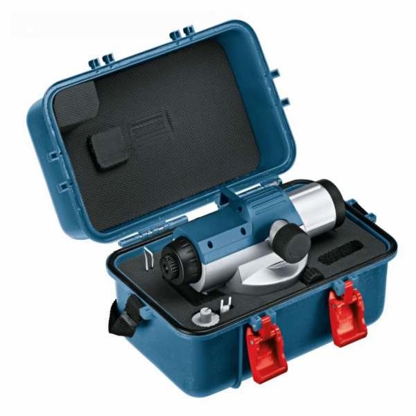Přístroj nivelační Bosch GOL26G Professional, Set
