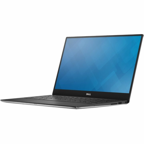 "DELL Ultrabook XPS 13 (9360)/i7-7500U/16GB/512GB SSD/Intel HD 620/13.3"" QHD+ Touch/Win 10 Pro/Silver"