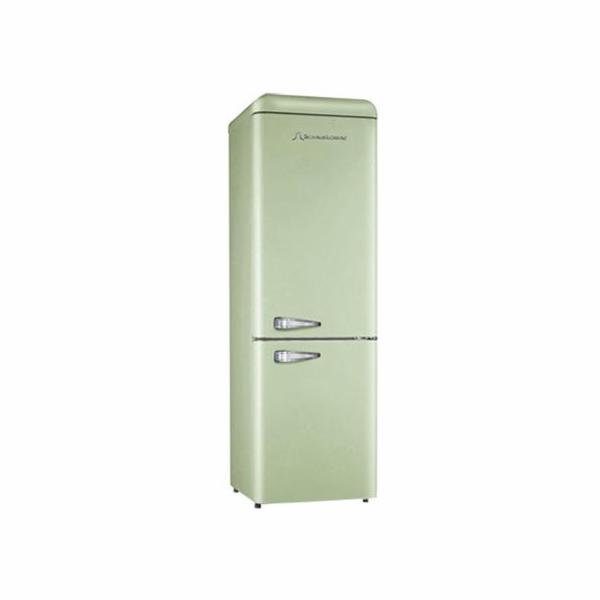 Chladnička komb. Schaub Lorenz SL 300SG CB zelená