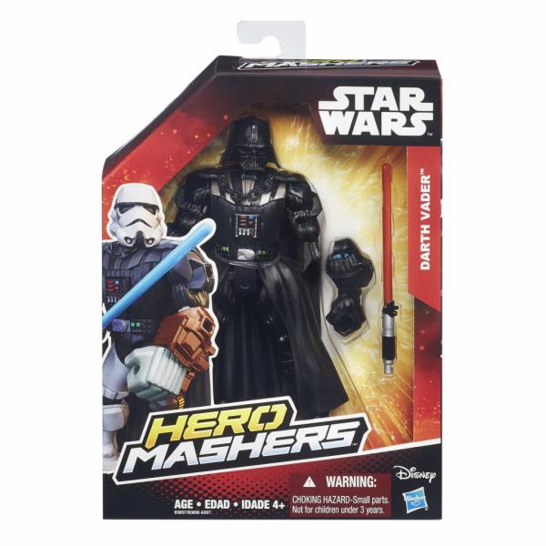 Star Wars Hero Mashers figurky aSuper Soakerort