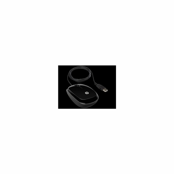 HP myš X1200 USB černá