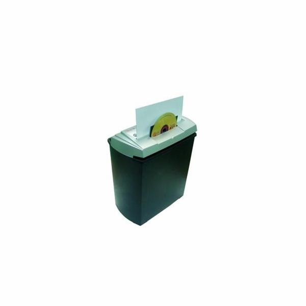 PEACH skartovač Strip Cut Shredder PS400-11P, 5 listů/7L/CD/příčný řez