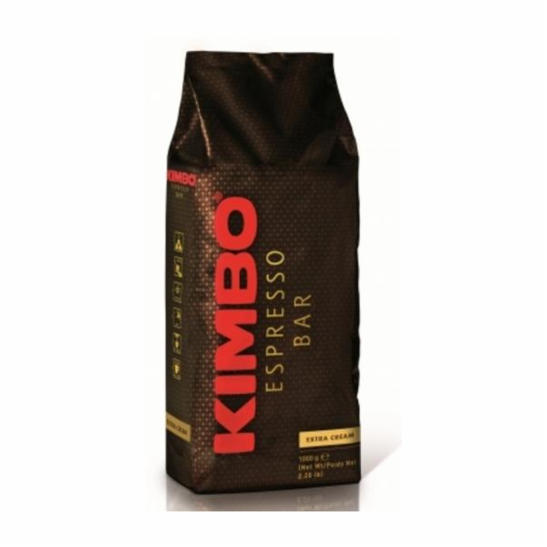 Káva zrnková Kimbo Extra Cream 1kg