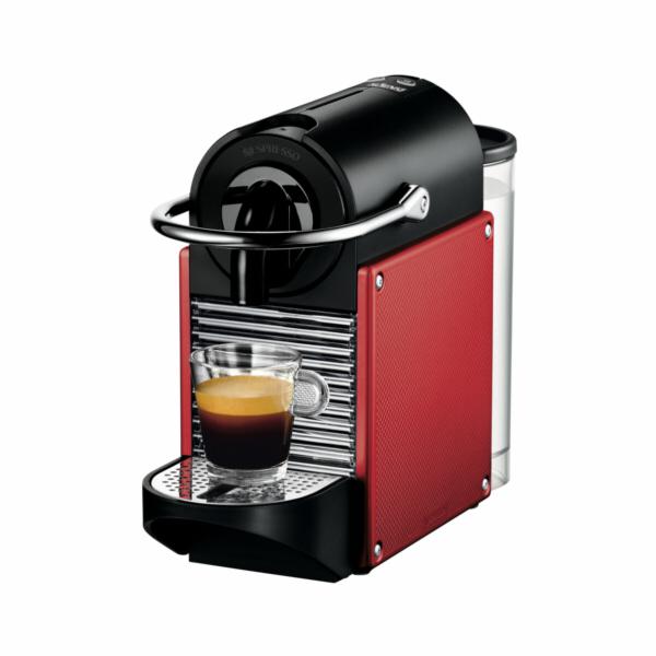 Kávovar DeLonghi EN 125.R Pixie červený