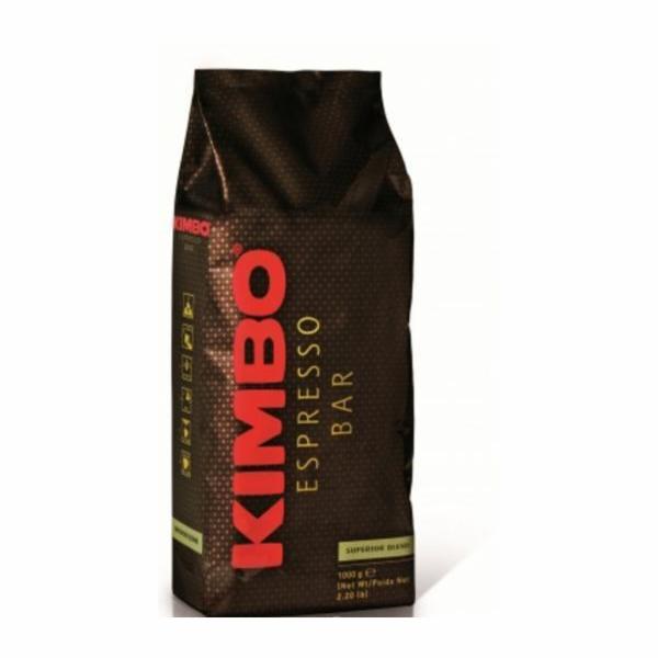 Káva zrnková Kimbo Superior 1kg