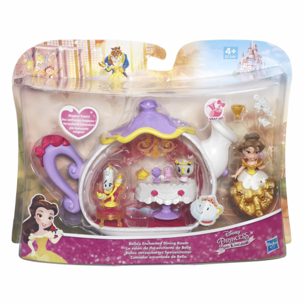 Disney Princess mini hrací set s panenkou