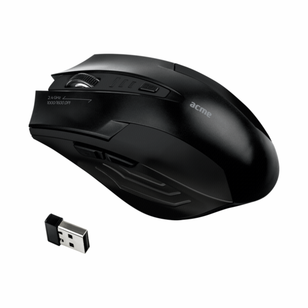ACME MW14 Functional wireless mouse black