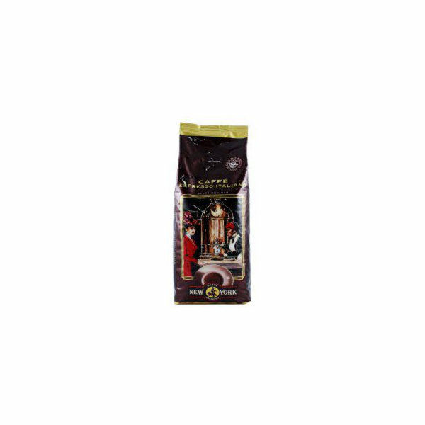 Káva New York Extra XXXX 1kg zrnková