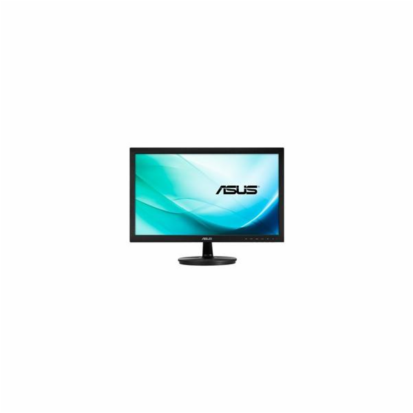 "ASUS VS229NA 21,5""W LCD LED 1920x1080 Full HD 80mil:1 5ms 250cd D-Sub DVI černý"