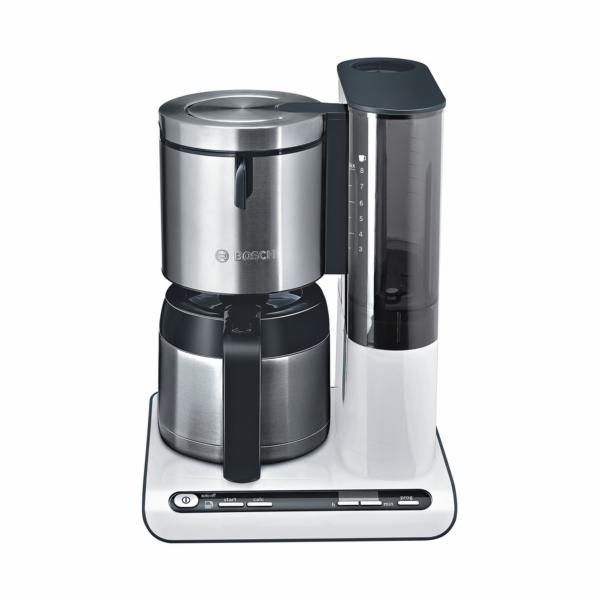 Kávovar Bosch TKA 8651 Styline bílý