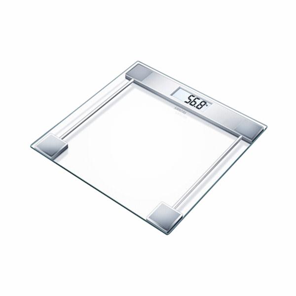 Osobní váha Sanitas SGS 06 skleněná