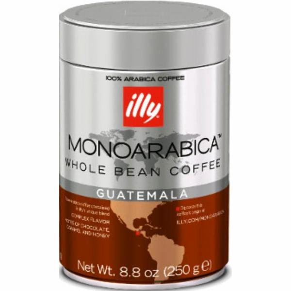 Káva illy Monoarabica Guatemala 250g zrnková