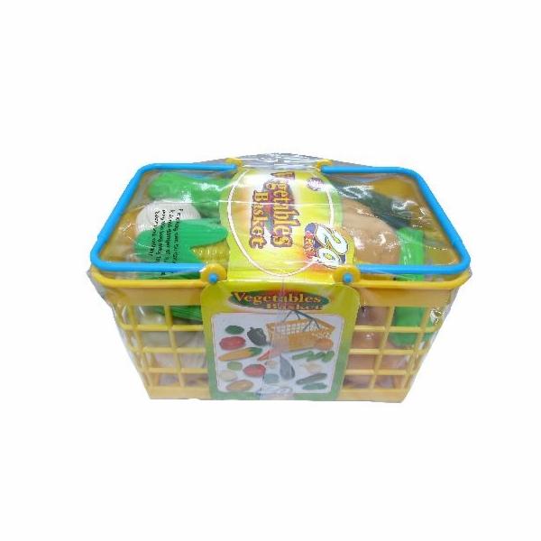 Plastový košík - zelenina