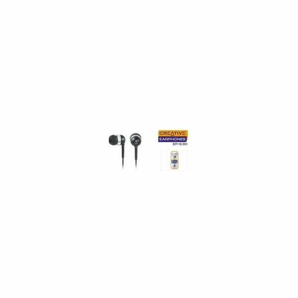 Creative sluchátka EP-630 Black