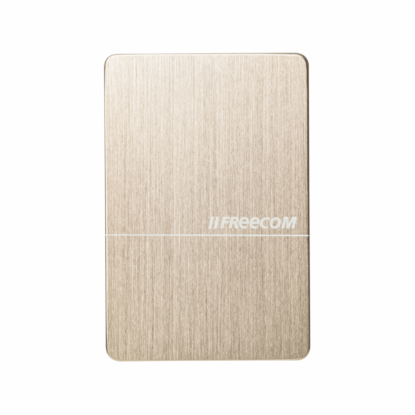 Freecom Mobile Drive Metal 2TB 2,5 USB 3.0 slim Gold