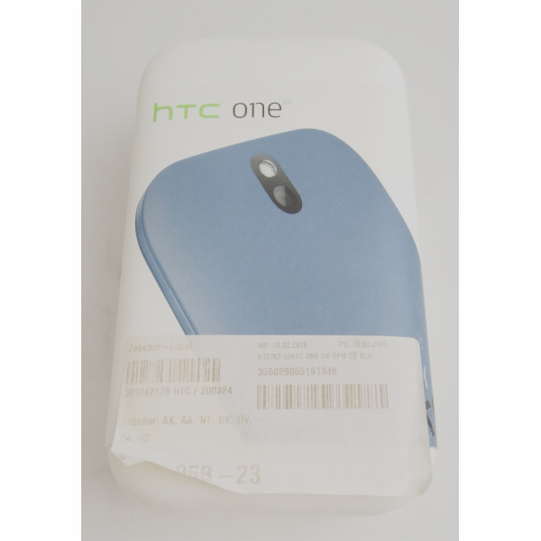BAZAR - HTC One SV pyrenees blue