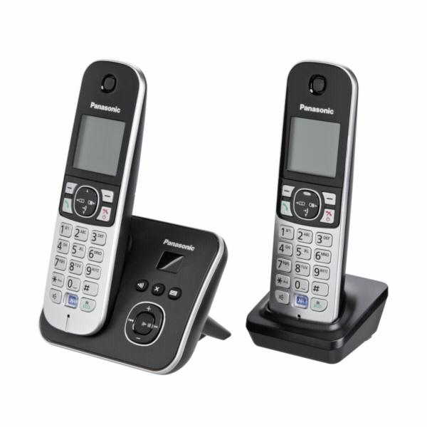 Panasonic KX-TG6822GB schwarz