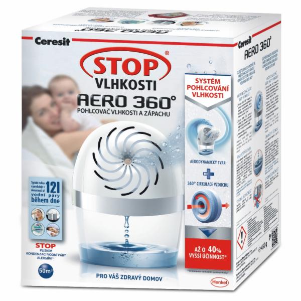 CERESIT Stop vlhkosti Aero přístroj