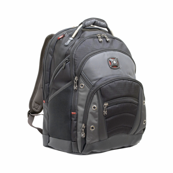 Wenger Synergy 16 black grey up to 38,10 cm Laptop Backpack