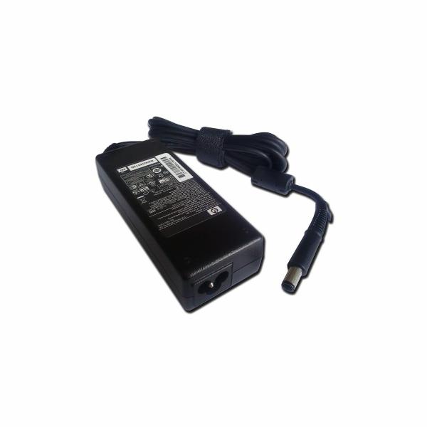 HP OEM AC adapter 90W, 18.5V, 4.86A, 5,0x7,4mm