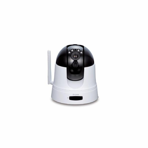 D-Link DCS-5222L/E Securicam Wireless N HD Day & Night PTZ Camera, H.264, MJPEG, IR LED,ICR, Micro SD Card w/mydlink