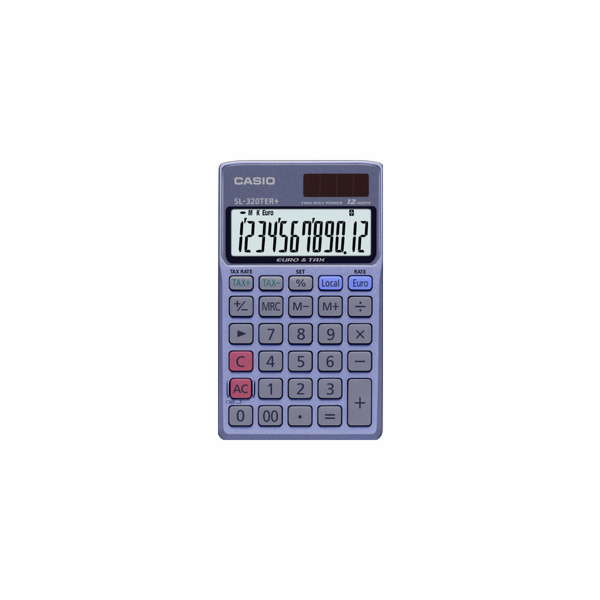 Kalkulačka Casio SL 320 TER+