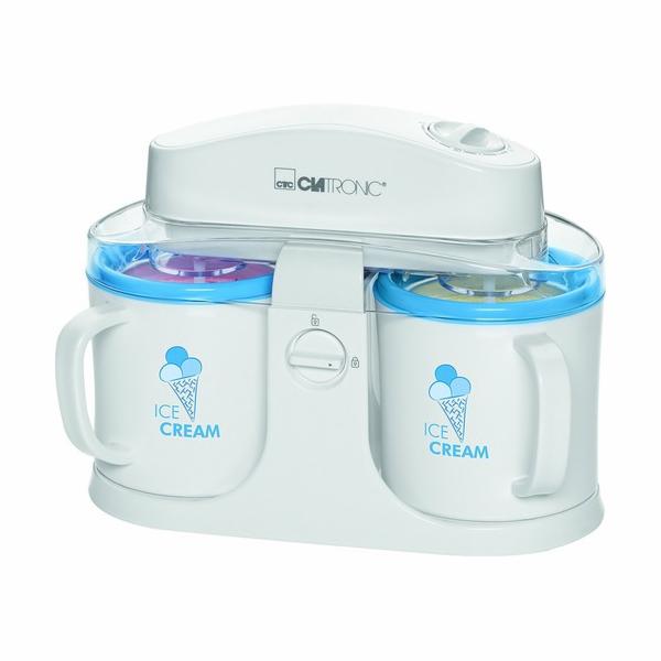 ICM3650 zmrzlinovač dvojitý 2x500ml