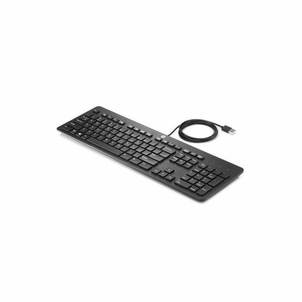 HP USB Slim Business Keyboard - SK