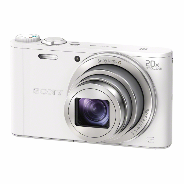 Fotoaparát Sony DSC-WX350 W bílý