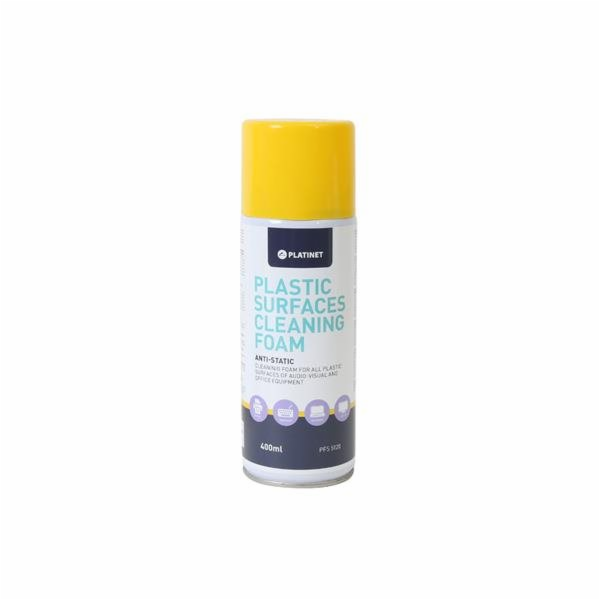PLATINET čistící pěna na plasty 400ml - PFS5120