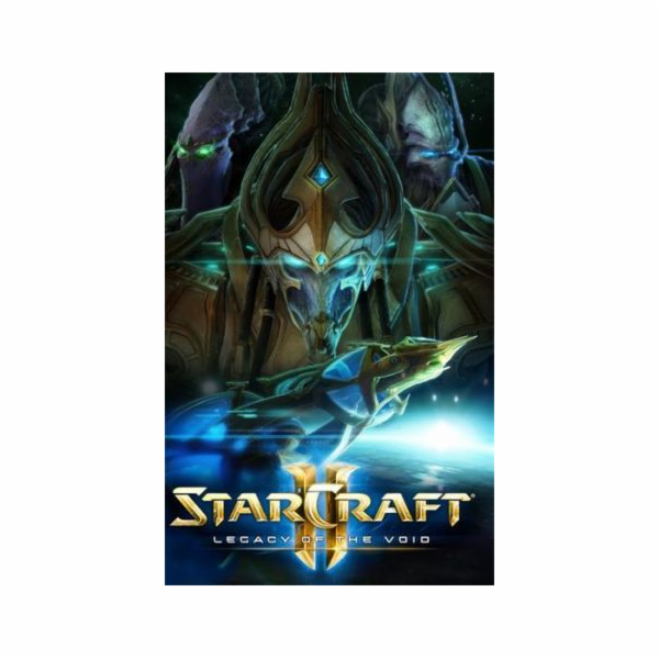 StarCraft 2 Legacy of the Void PC CZ