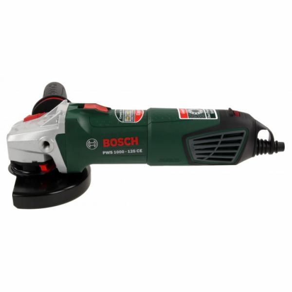Bruska úhlová Bosch PWS 1000-125